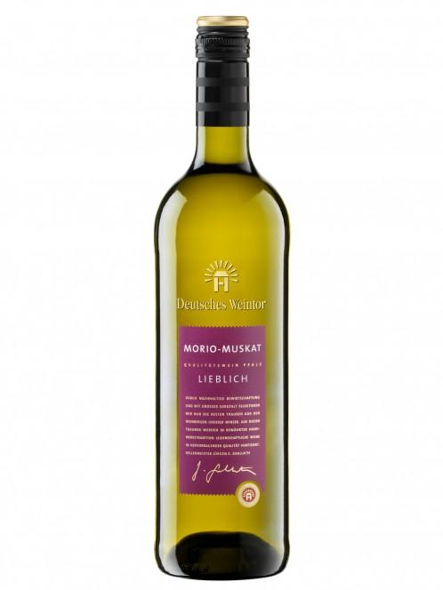 Morio-Muskat lieblich - Deutsches Weintor -