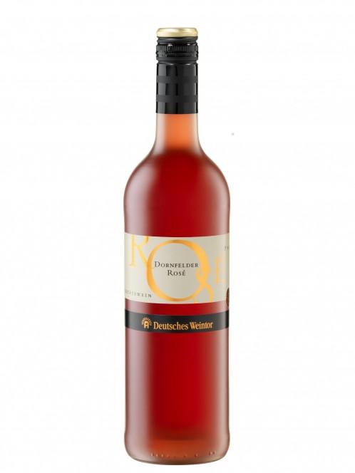 Dornfelder Rosé trocken - Deutsches Weintor -
