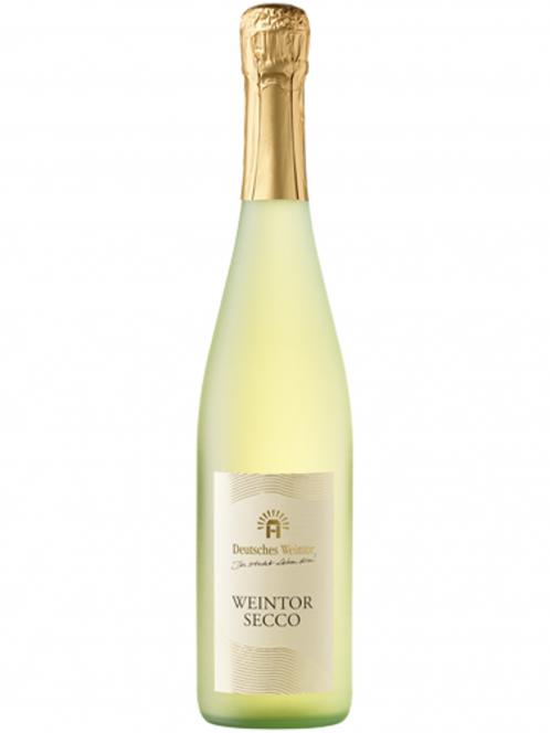 Weintor Secco weiss - Deutsches Weintor -