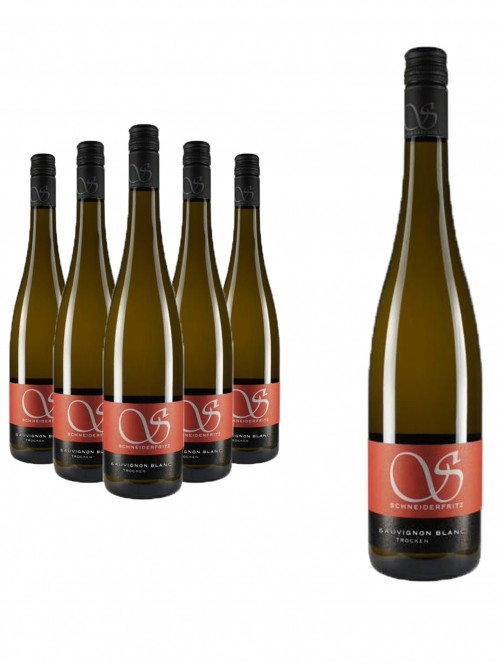 6 Flaschen Sauvignon Blanc trocken - Schneiderfritz