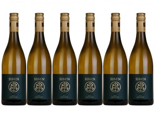 6 Flaschen Georg Siben Erben Blanc de noirs