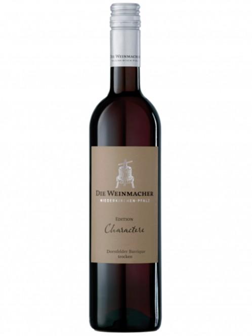Dornfelder im Barrique ausgebaut trocken - Die Weinmacher