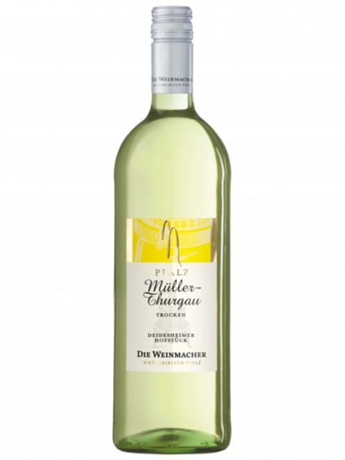 Müller-Thurgau Deidesheimer Hofstück trocken - Die Weinmacher