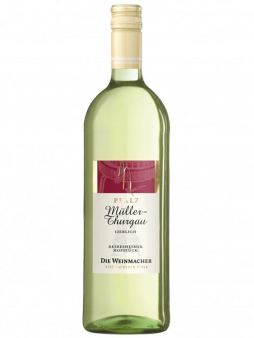 Müller-Thurgau Deidesheimer Hofstück lieblich - Die Weinmacher