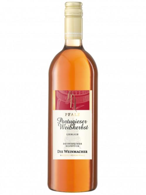 Portugieser Weissherbst Deidesheimer Hofstück lieblich - Die Weinmacher