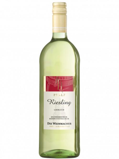 Riesling Deidesheimer Herrgottsacker lieblich - Die Weinmacher