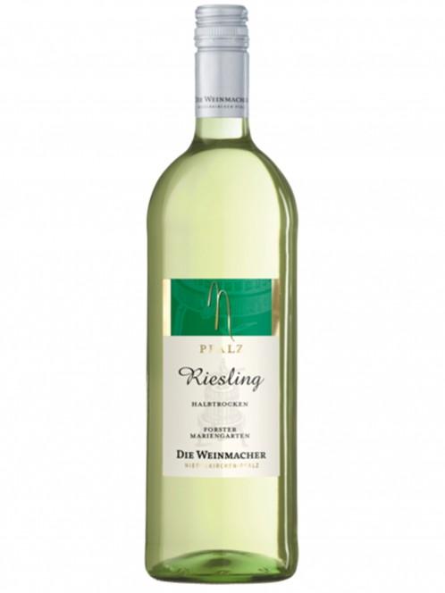 Riesling Forster Mariengarten halbtrocken - Die Weinmacher