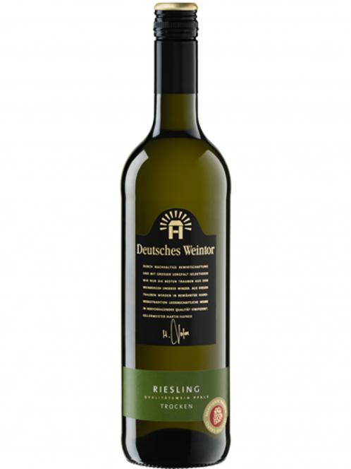 Riesling trocken - Deutsches Weintor -
