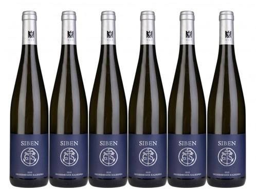 6 Flaschen Weingut Georg Siben Erben Deidesheimer Kalkofen
