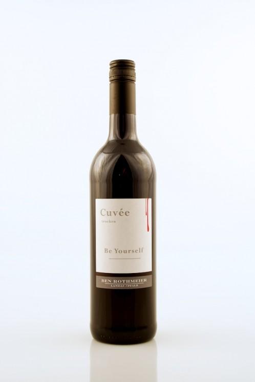 Rotwein Cuvée Be Yourself trocken  - Rothmeier -