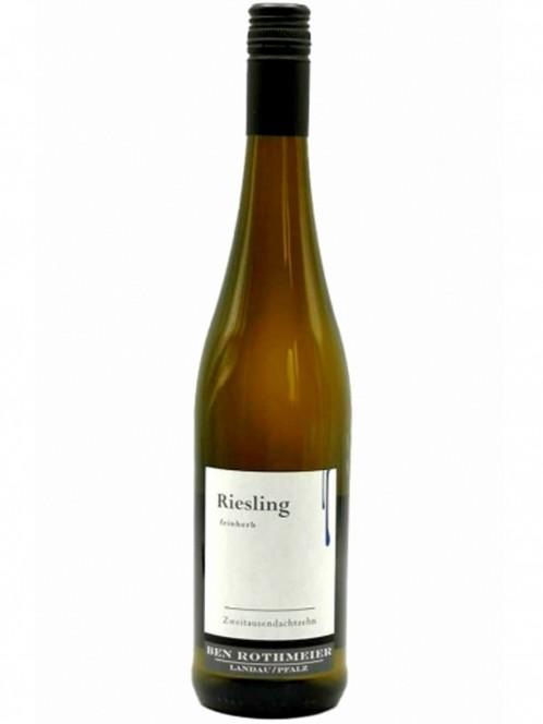 Riesling feinherb - Rothmeier -