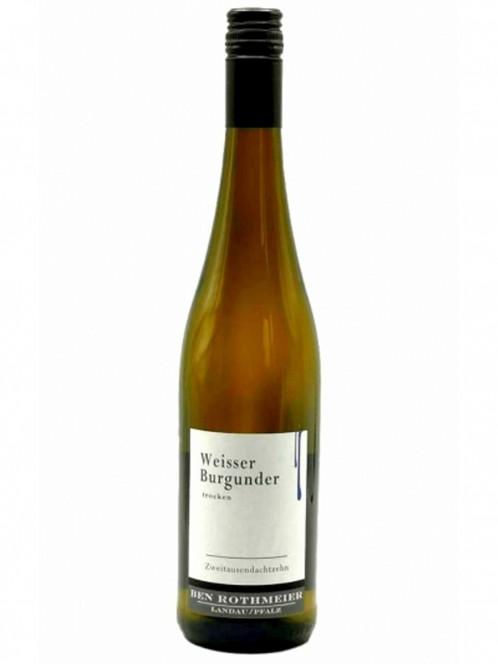 Weisser Burgunder trocken -Rothmeier-