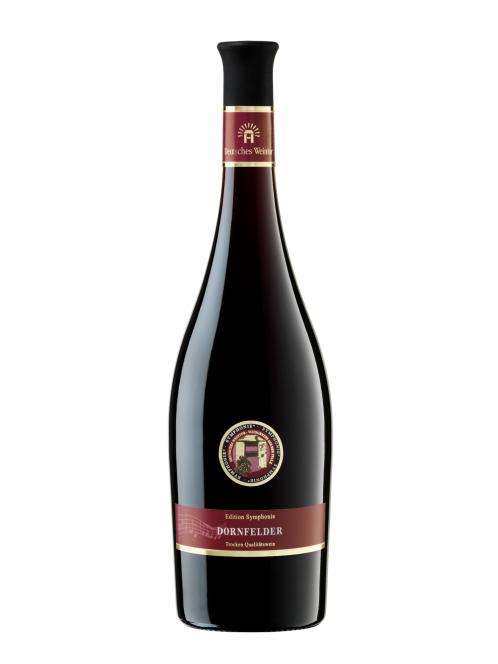 Dornfelder Rotwein trocken - Deutsches Weintor -
