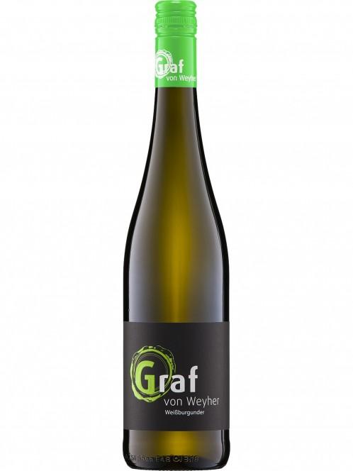 Weingut Graf von Weyher Weißburgunder halbtrocken