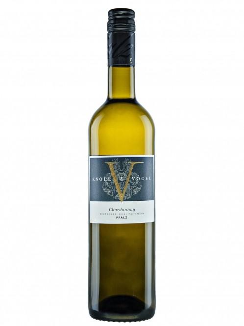 Chardonnay trocken Bergzaberner Altenberg - Knöll & Vogel