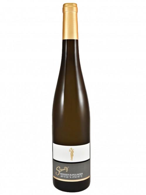 Weissburgunder Goldkapsel - Stentz -