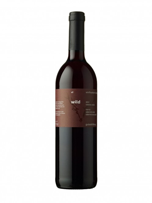 Vinification Ludwigshöhe wild Rotwein-cuvée feinherb
