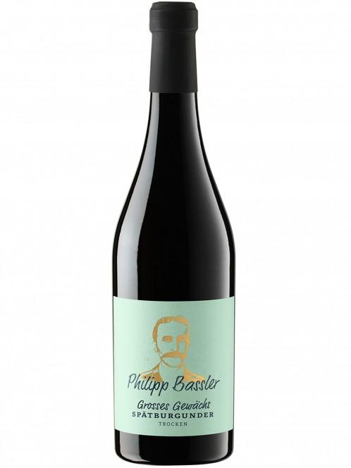 Großes Gewächs Spätburgunder trocken - Philipp Bassler - Weinbiet