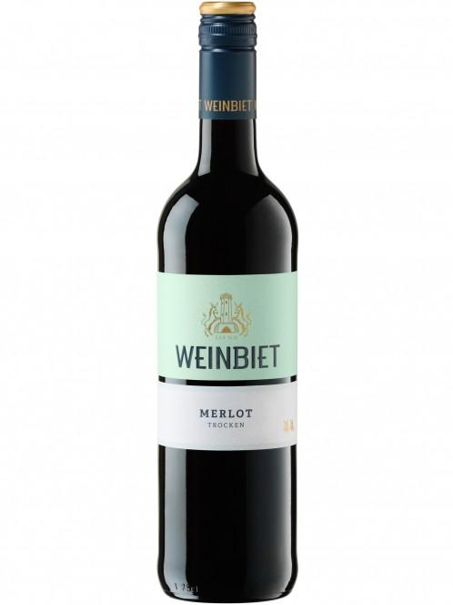 Merlot trocken - Weinbiet