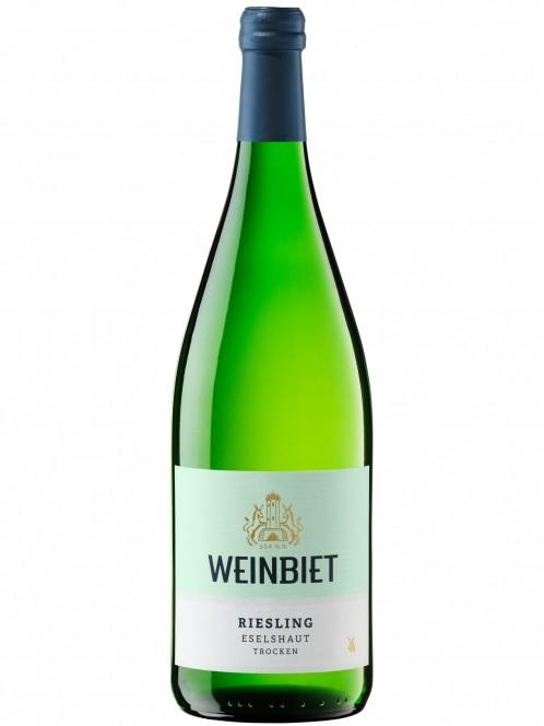Weinbiet Manufaktur - Mussbacher Eselshaut Riesling trocken