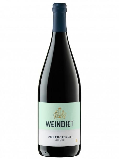 Portugieser lieblich - Weinbiet