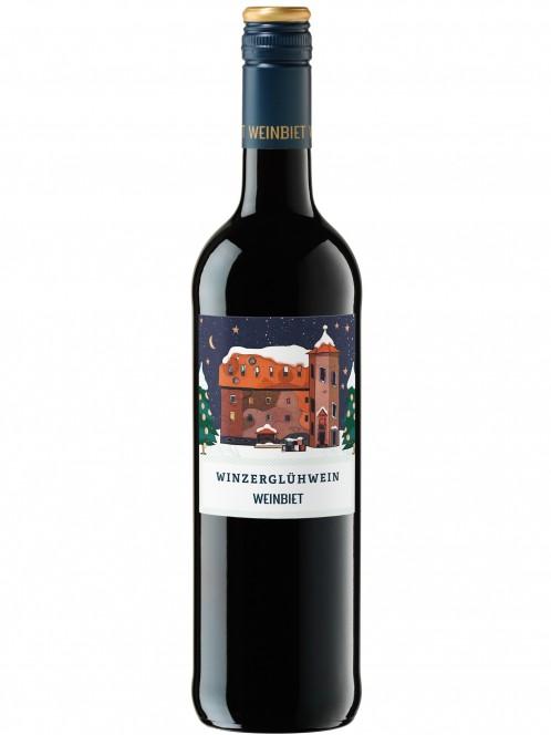 Winzerglühwein rot - Weinbiet