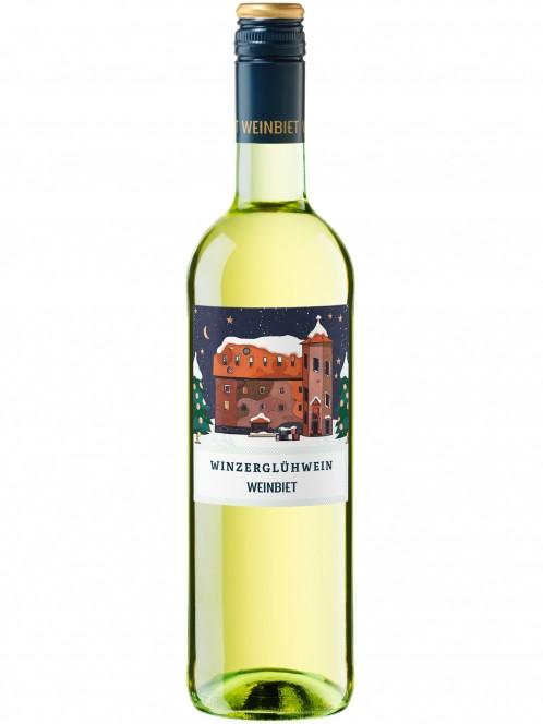Winzerglühwein weiß - Weinbiet