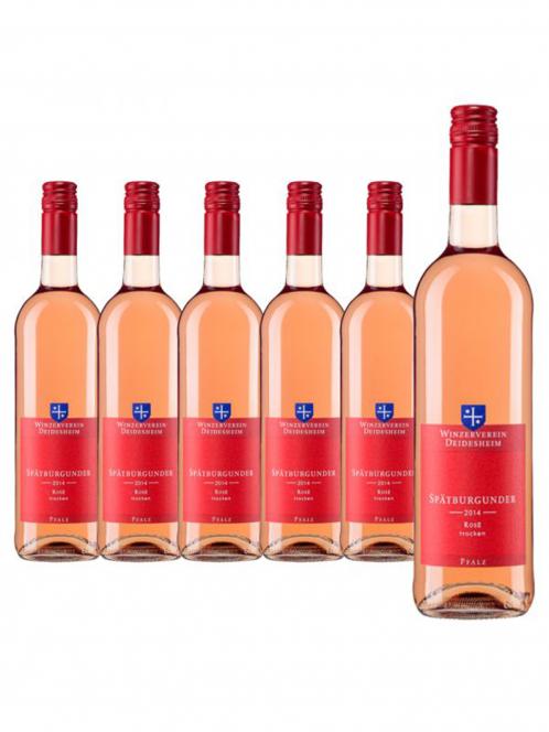 Winzerverein Deidesheim Spätburgunder Rosé trocken
