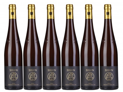 6 Flaschen Deidesheimer Grainhübel  GG Riesling trocken