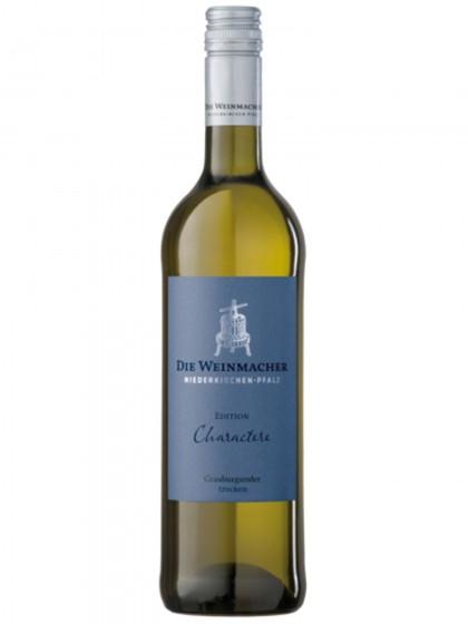 Grauburgunder trocken - Die Weinmacher