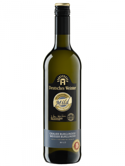 Grauer/Weißer Burgunder Cuvée MILD - Deutsches Weintor -