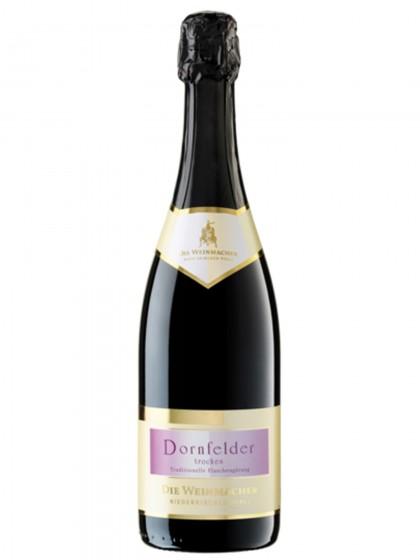 Dornfelder Sekt Flaschengärung trocken - Die Weinmacher