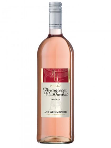 Portugieser Weissherbst trocken - Die Weinmacher