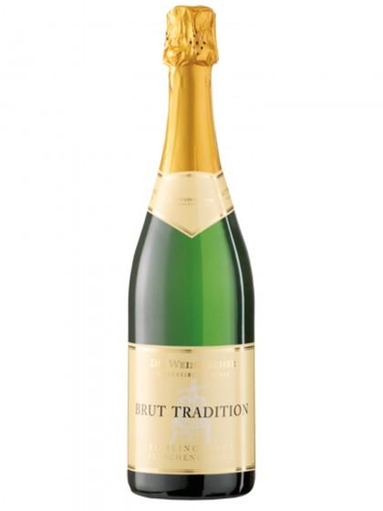 Riesling Sekt brut Tradition Flaschengärung brut - Die Weinmacher