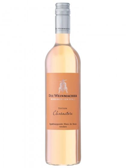 Spätburgunder Blanc de Noir trocken - Die Weinmacher