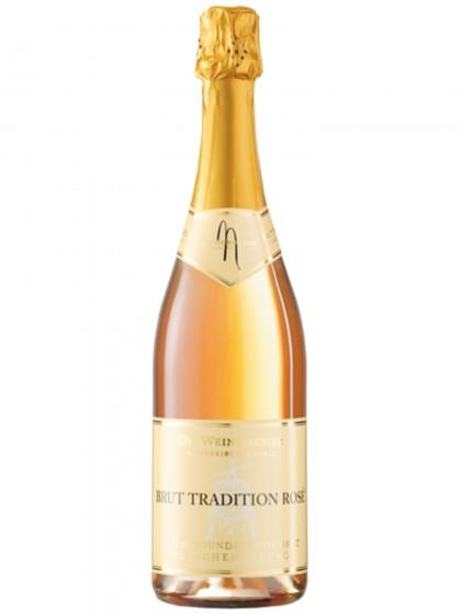 Spätburgunder Sekt brut tradition Rosé Flaschengärung - Die Weinmacher