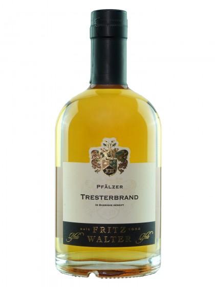Fritz Walter Tresterbrand-Barriqueausbau