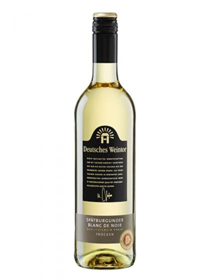 Spätburgunder Blanc de Noir trocken - Deutsches Weintor -