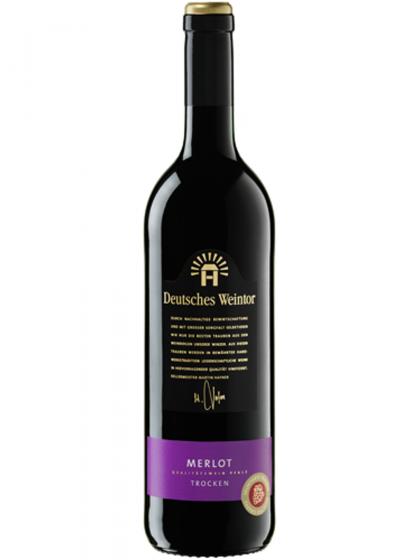 Merlot trocken - Deutsches Weintor -