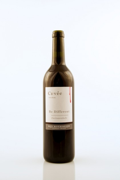Cuvée Be Different trocken  - Rothmeier -