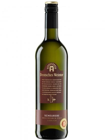 Scheurebe lieblich - Deutsches Weintor -
