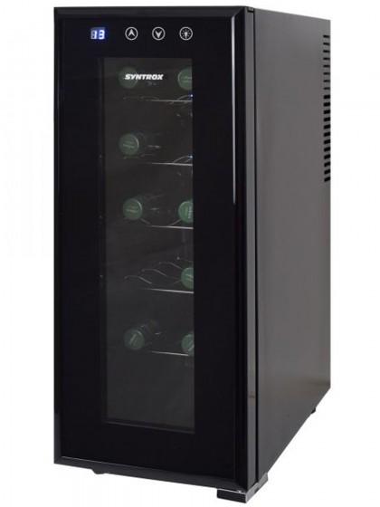 12 Flaschen Weinkühlschrank - Syntrox