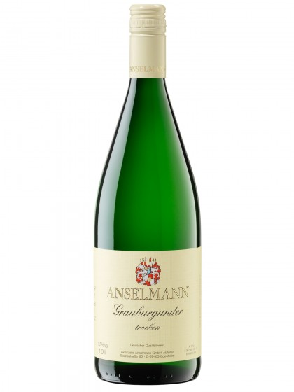 Grauburgunder trocken - Anselmann -