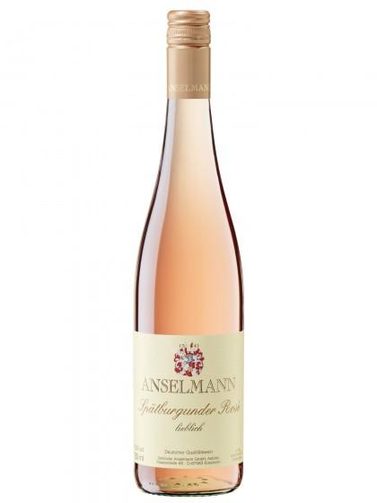 Spätburgunder rose - Anselmann -