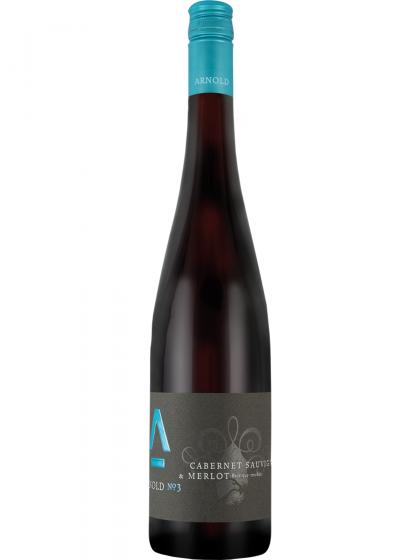 """Cabernet Sauvignon & Merlot Rotwein """"Barrique"""" trocken - Arnold -"""