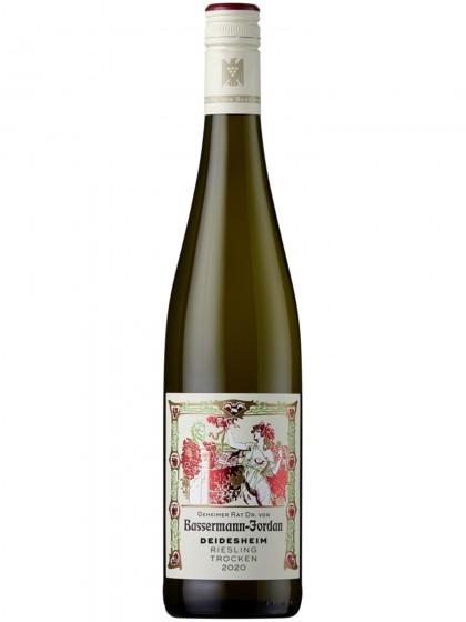 Deidesheim Riesling trocken - Bassermann Jordan - VDP.Ortswein