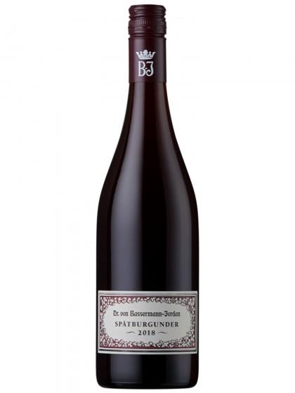 Spätburgunder Rotwein trocken - Bassermann Jordan - Rebsortenwein