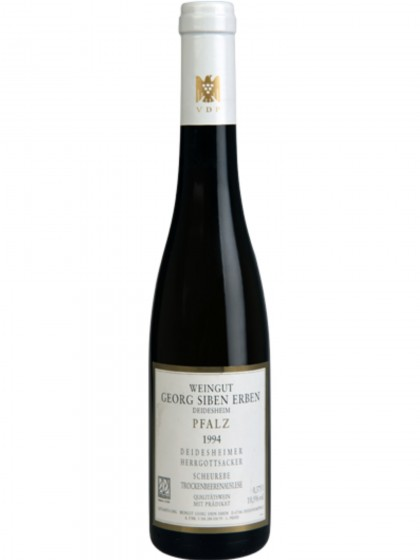 Weingut Siben Erben Deidesheimer Herrgottsacker Scheurebe Beerenauslese