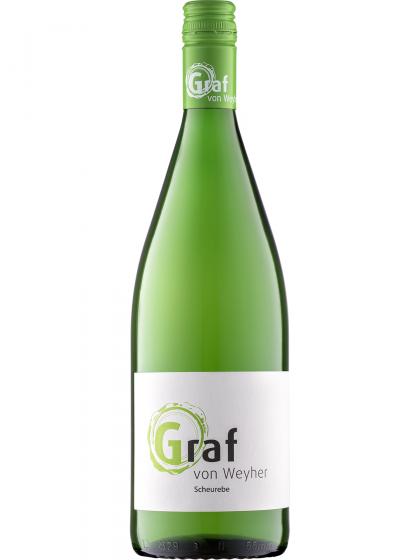 Scheurebe mild - Weingut Graf von Weyher