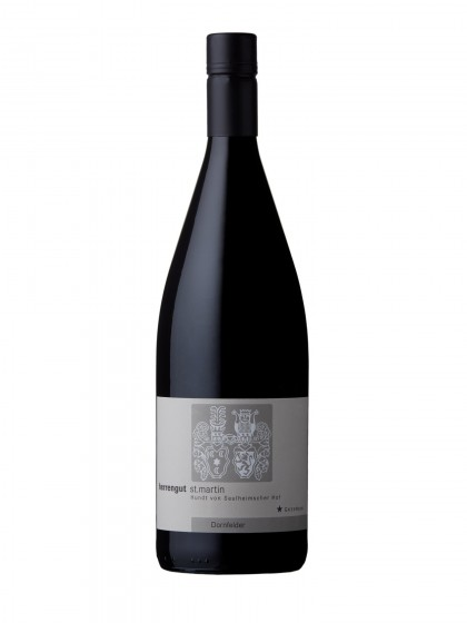 Dornfelder Gutswein feinfruchtig - Herrengut -
